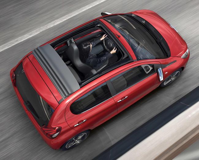 Peugeot 108 2014 28