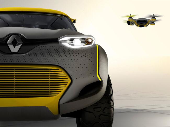 Renault KWID Concept 2014 15