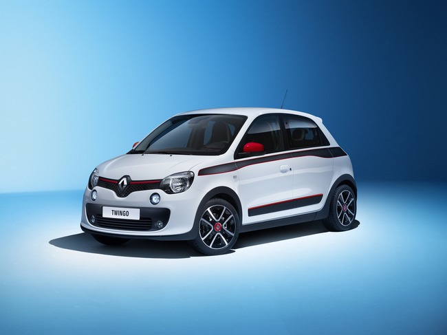 Renault Twingo 2014 13
