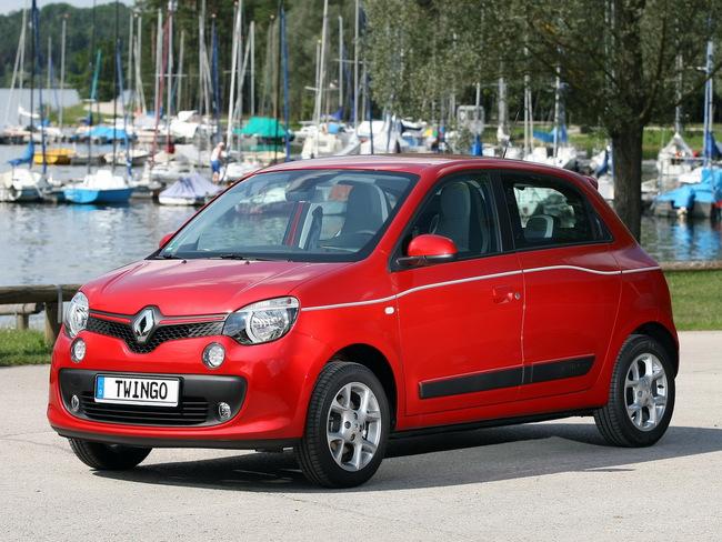 Renault Twingo 2014 17