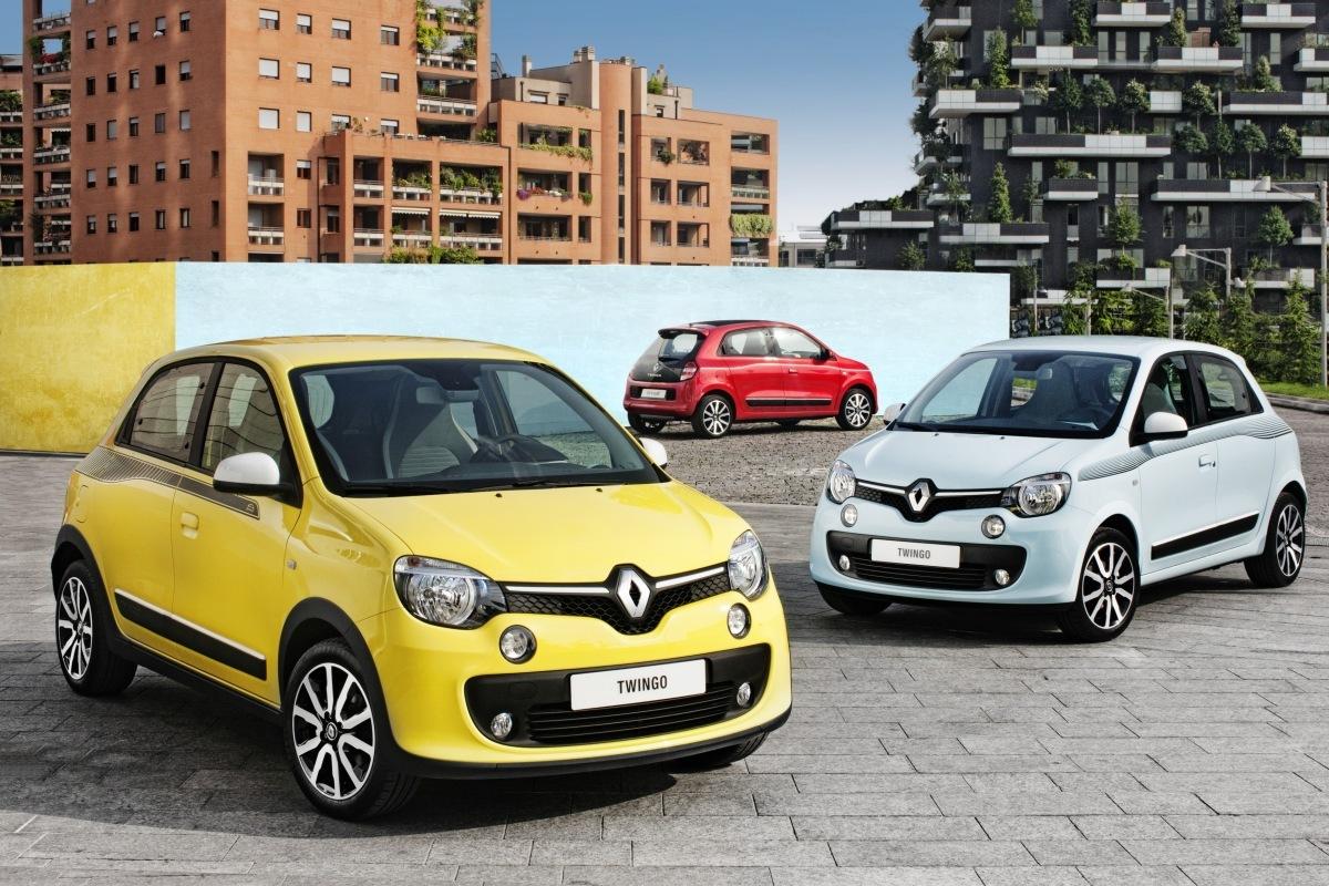 Renault Twingo 2014 29