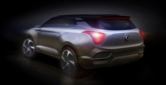 Ssangyong XLV Concept 01