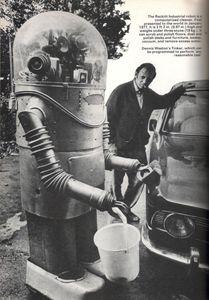 Tinker robot 1974