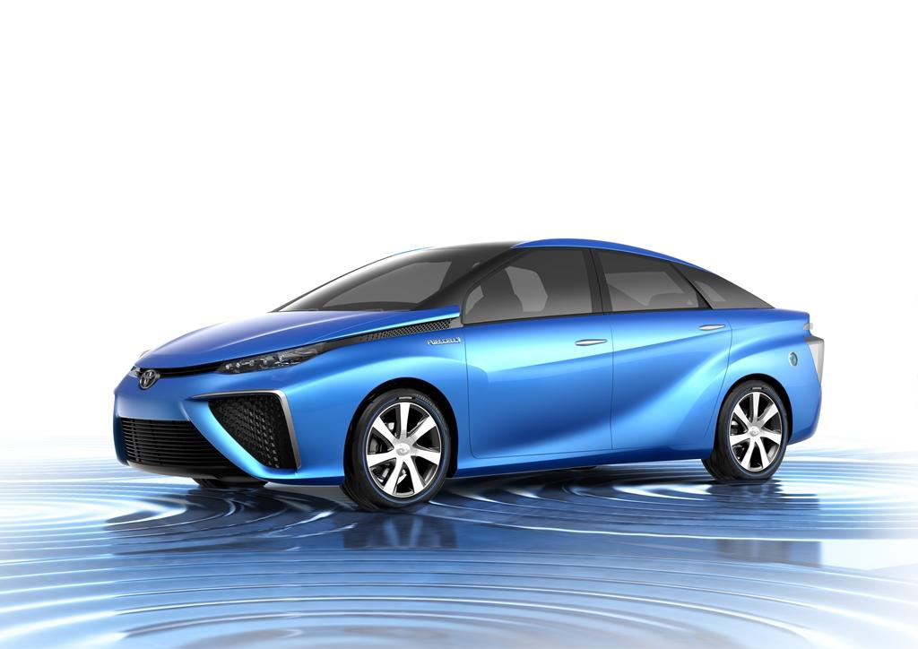 Toyota FCV Concept 2013 01