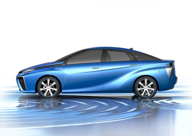 Toyota FCV Concept 2013 04