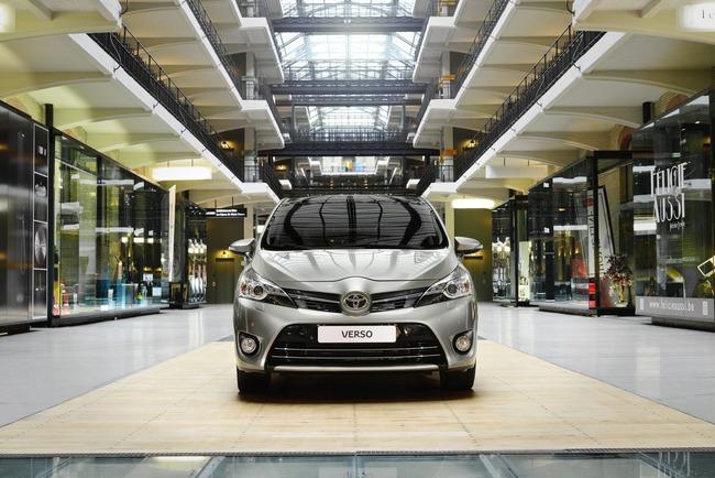 Toyota Verso 2014 17