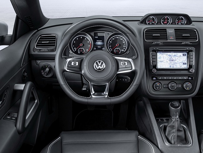 Volkswagen Scirocco 2014 interior 01
