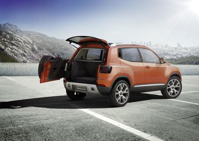 Volkswagen Taigun Concept 2014 03