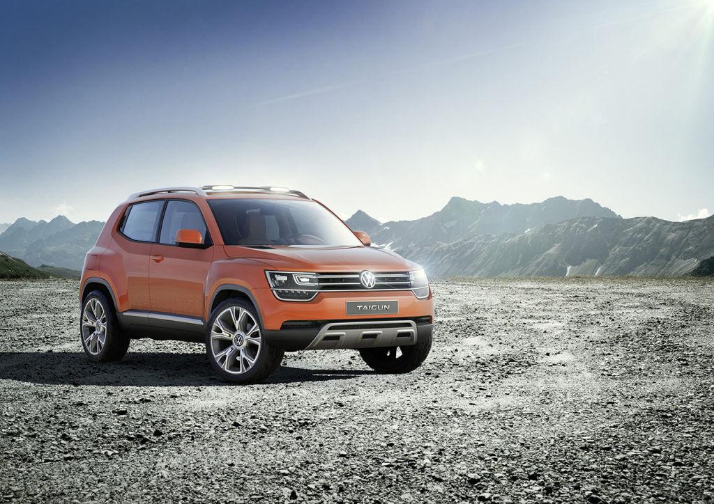 Volkswagen Taigun Concept 2014 07