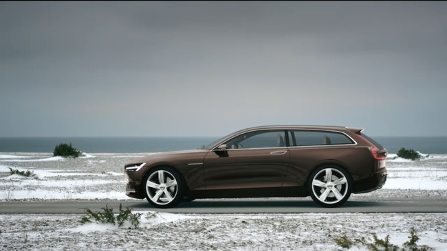 Volvo Concept Estate 2014 05