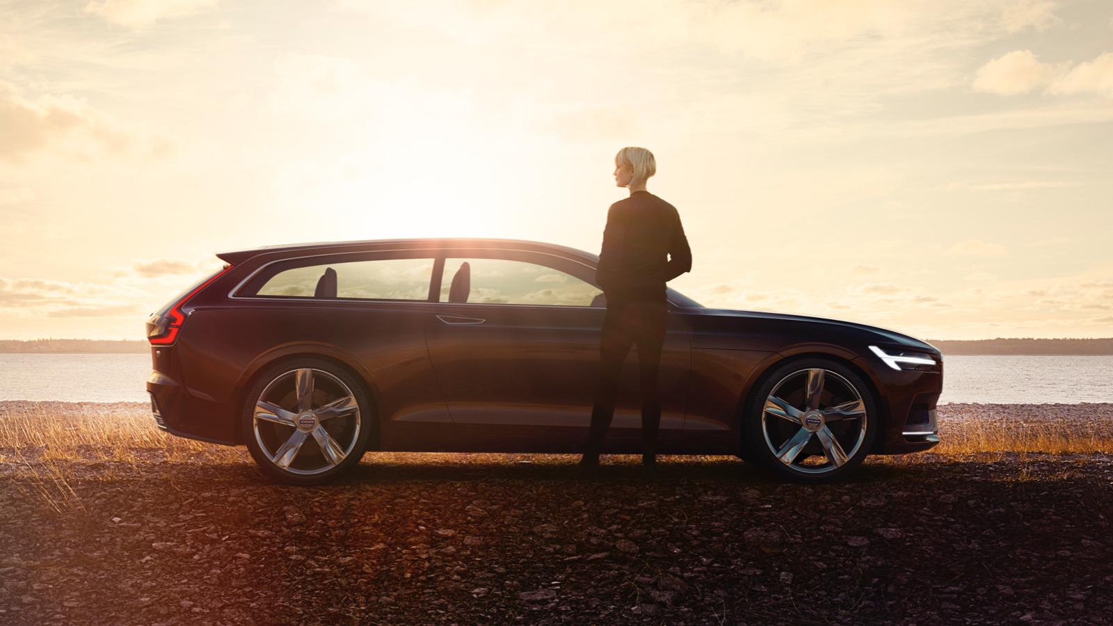 Volvo Concept Estate 2014 09