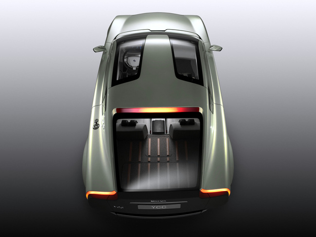Volvo YCC Concept 2004 09