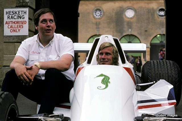 lord hesketh james hunt