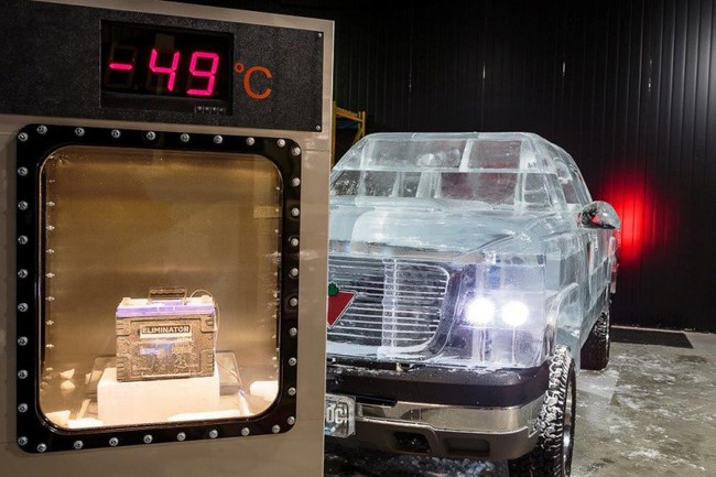 pick up silverado de hielo 2