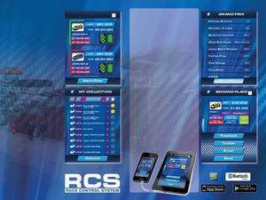 scalextrix RCS app
