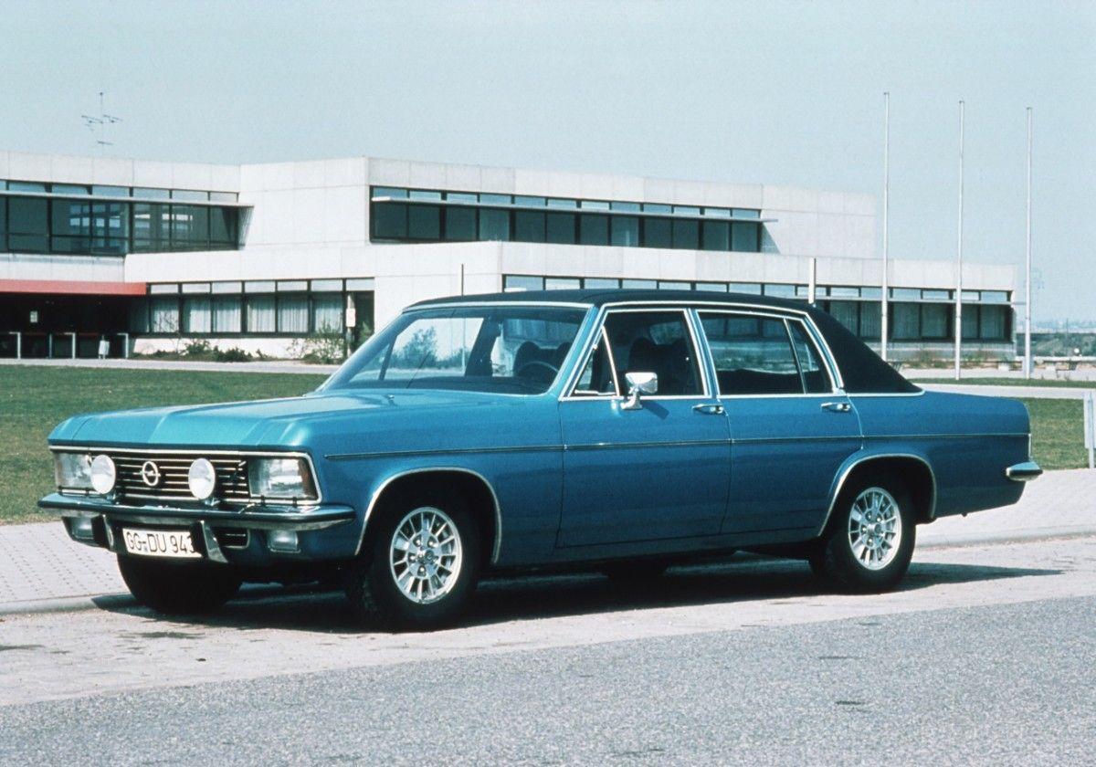 Opel Kapit 228 N Admiral Y Diplomat 50 A 241 Os De Los Tres