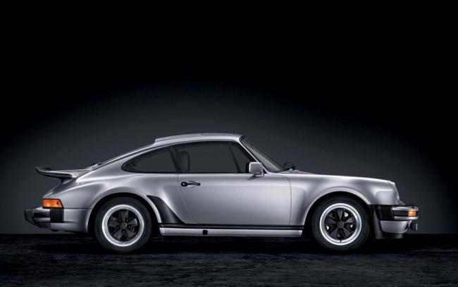1973 Porsche 911 turbo Concept