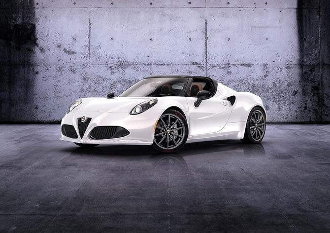 Alfa Romeo 4C Spider 2014 01