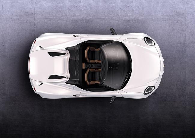 Alfa Romeo 4C Spider 2014 03