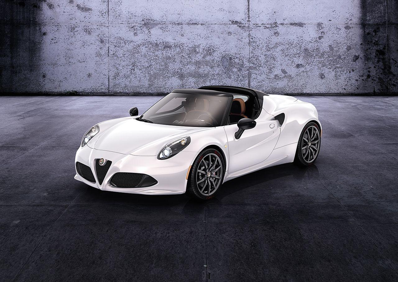 Alfa Romeo 4C Spider 2014 06