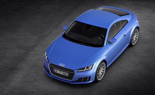 Audi TT 2014 05