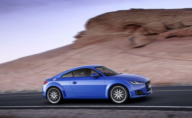 Audi TT 2014 11