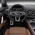 Audi TT 2014 interior 01