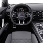 Audi TT 2014 interior 06