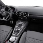 Audi TT 2014 interior 07