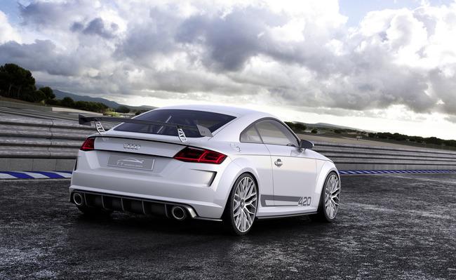 Audi TT Quattro Sport Concept 2014 04