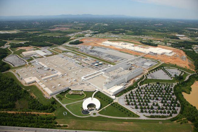 Fábrica BMW Spartanburg