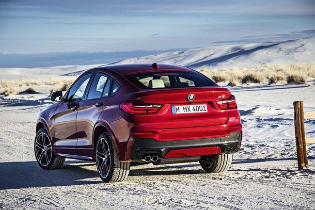 BMW X4 2014 - 098