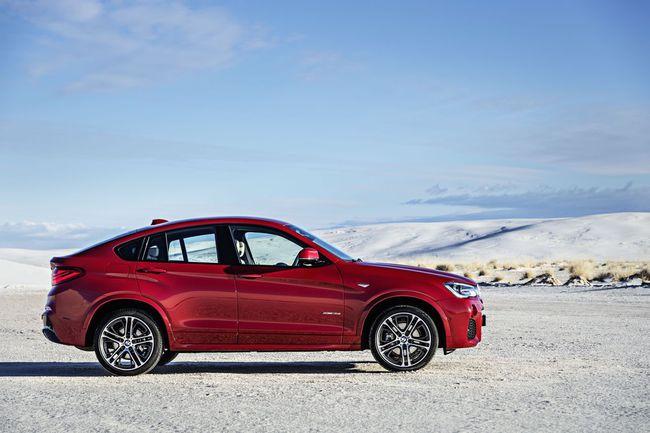 BMW X4 2014 - 100