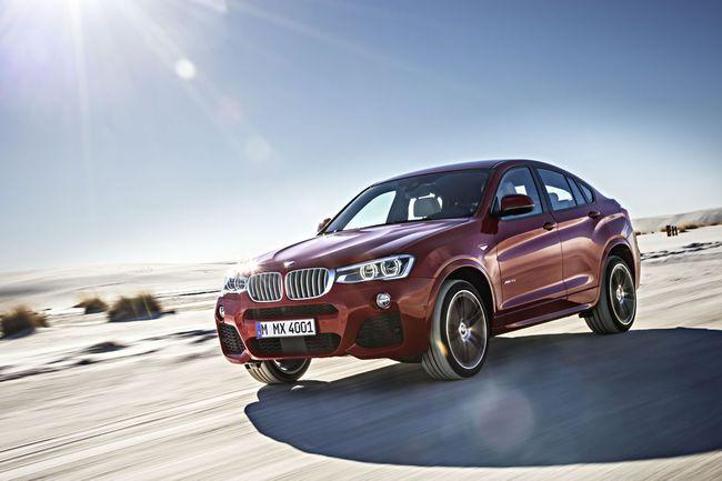 BMW X4 2014 - 111