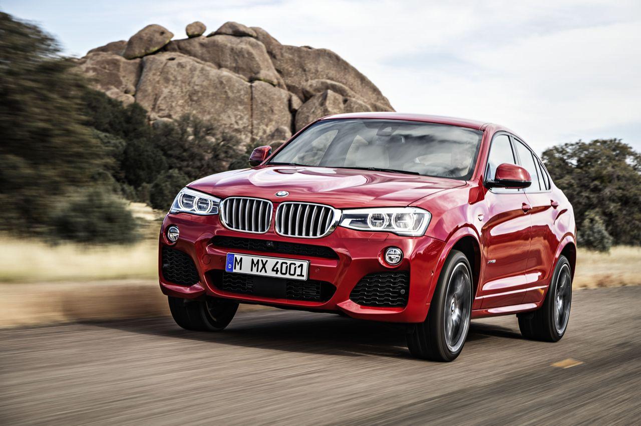 BMW X4 2014 – 122