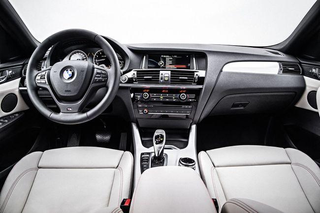 BMW X4 2014 interior - 131