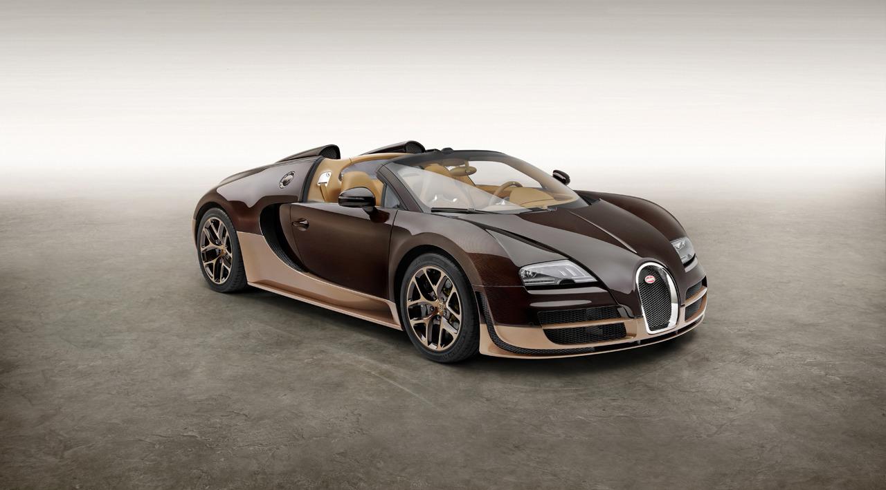 Bugatti Veyron 16.4 Grand Sport Vitesse Rembrandt 2014 01