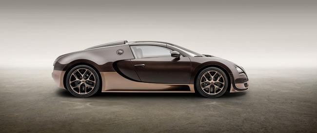 Bugatti Veyron 16.4 Grand Sport Vitesse Rembrandt 2014 02