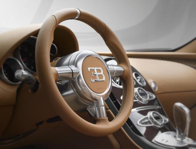 Bugatti Veyron 16.4 Grand Sport Vitesse Rembrandt 2014 interior 02