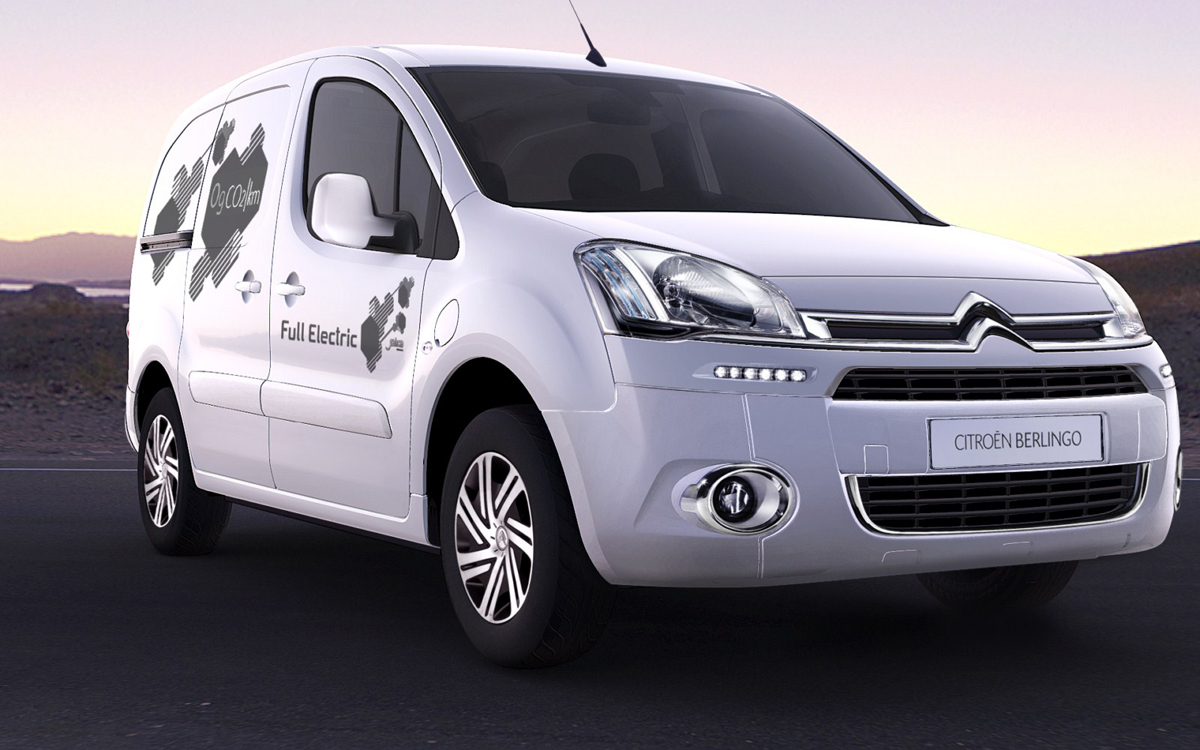 Citroen Berlingo Electric 01
