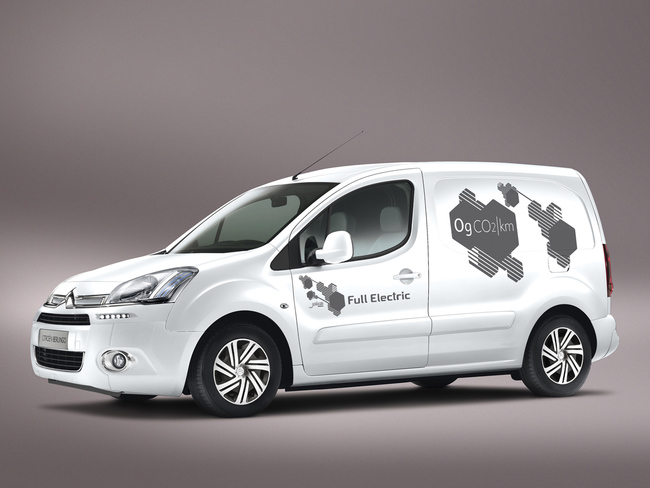 Citroen Berlingo Electric 02