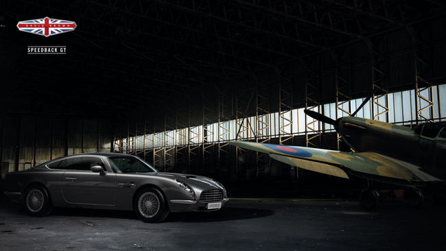 David Brown Speedback 2014 06