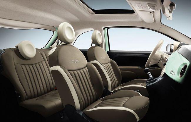 Fiat 500 2014 interior 03