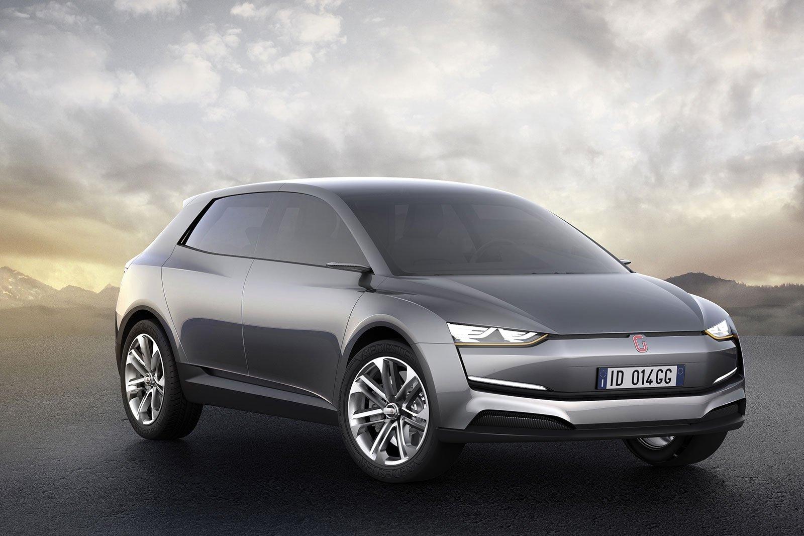 Giugiaro Clipper Concept 2014 01