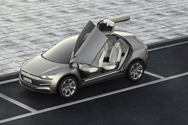 Giugiaro Clipper Concept 2014 05