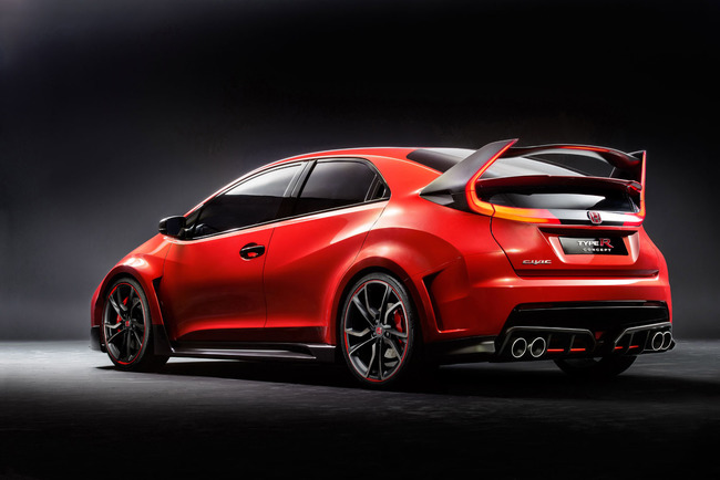 Honda Civic Type R Concept 2014 02