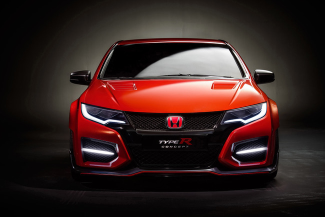 Honda Civic Type R Concept 2014 04