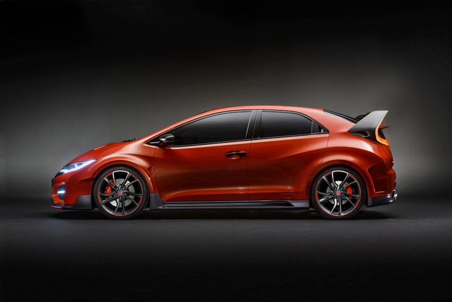 Honda Civic Type R Concept 2014 05