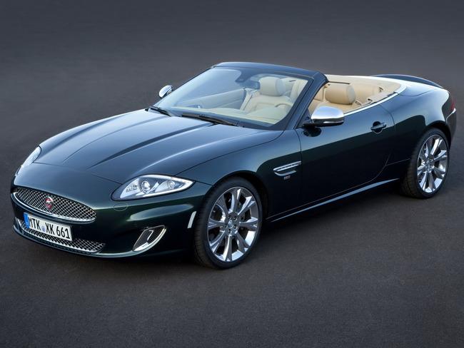 Jaguar xk66 convertible 2014 01