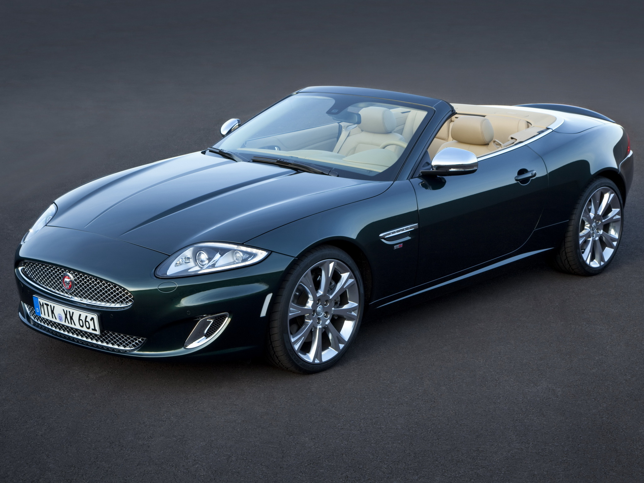 jaguar xk 2017 - photo #42